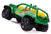 Jeep toy machine — Stockfoto