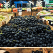 Grapes at grocery store — Stock Photo #34141919