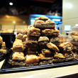 Stock Photo: Baklavin store