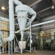 Soybean processing plant — Stock Photo #34142669