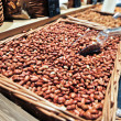 Stock Photo: Nuts on the market