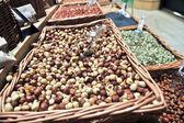 Roasted hazelnuts — Stock Photo