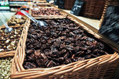 Roasted pecans — Stock Photo