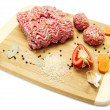 Chopped meat — Stock Photo #37737265