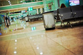 Arrival hall — Stock Photo