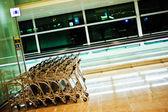 Bagage vagnar — Stockfoto