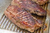 Marbled meat — Stock Photo