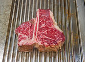 Gemarmerde vlees — Stockfoto