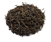 Twisted Ceylon black tea — Stock Photo