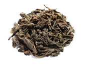 Semi-fermented oolong tea Da Hong Pao — Stock Photo