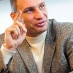 ������, ������: Vitali Klitschko Ukrainian politician