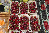 Fruits at the market — Foto Stock