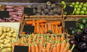 Carrot, beet, vegetables — Foto de Stock