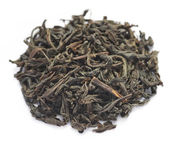 Ceylon black tea leaves — Stock Photo