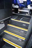 バス インテリア — ストック写真