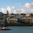 Stock Photo: Penzance Cornwall