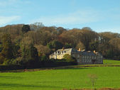 Penrose Estate & Manor House Cornwall — Stock Photo