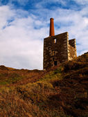 Wheal Prosper - Rinsey - Cornwall — Stock Photo