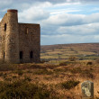 Giew Consols Mine Cripplesease Cornwall — Stockfoto