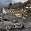 Cadgwith Cove Cornwall — Foto Stock #22652759