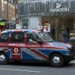 London taxi — Stock Photo #12929126