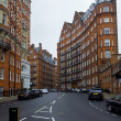 English apartment buildings in London — Stock Photo #12929205