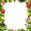 Royalty-Free Stock Vectorafbeeldingen: Christmas frame