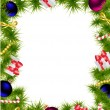 Royalty-Free Stock Vektorfiler: Christmas frame