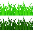 Seamless grass — Stock Vector