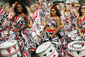 2012, o carnaval de notting hill — Foto Stock