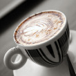 Cup of Capuccino — Stock Photo #13388891
