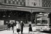 Outside View of London Victoria Station — Stockfoto