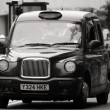 Hackney Carriage, London Taxi — Stock Photo #13486618