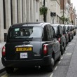 Hackney Carriage, London Taxi — Stock Photo #13487146