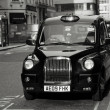 Hackney Carriage, London Taxi — Stock Photo #13487402