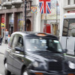 Hackney Carriage, London Taxi — Stock Photo #13488415
