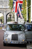 Hackney Carriage, London Taxi — Stock Photo