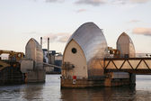 Thames barrier — Stockfoto