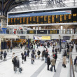 Liverpool Street Station - Stock Photo