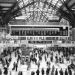 Liverpool Street Station — Stockfoto