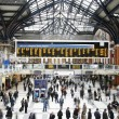 Stock Photo: Liverpool Street Station
