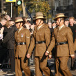 Stock Photo: Remembrance Day Parade