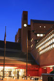 The British Library - Exterior — Stock Photo