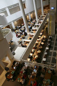 The British Library - Interior — Stock Photo