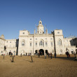 Horse Guards Parade and Household Cavalry Museum — Stock Photo