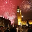 New Year's Eve Fireworks — Stock Photo #14570465