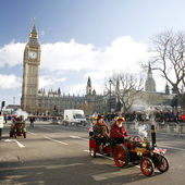2013, London New Years Day Parade — Stock Photo