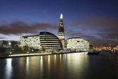 лондонский городской пейзаж — Стоковое фото