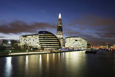 Londen stadsgezicht — Stockfoto
