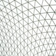 Glass roof pattern — Stock Photo